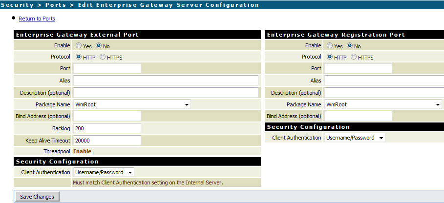 Building DMZ (Demilitrlalized-Zone) using webMethods   Webmethods Expert
